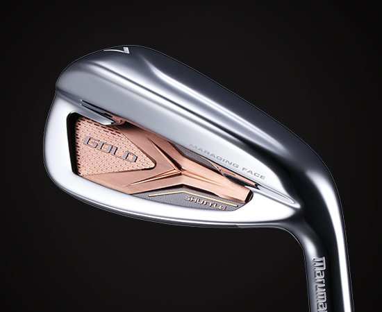 SHUTTLE GOLD IRONS